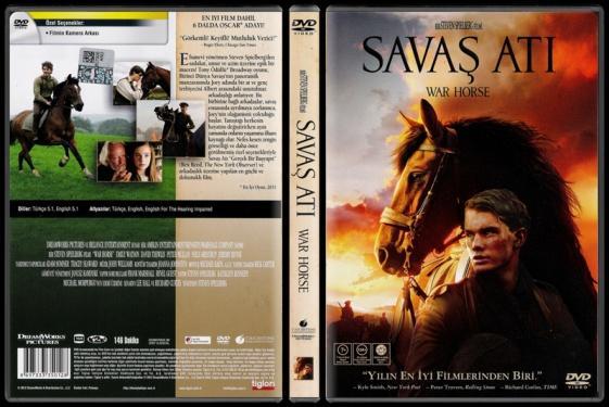 War Horse (Savaş Atı) - Scan DVD Cover - Türkçe [2011]-war_horsejpg