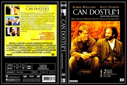 Good Will Hunting (Can Dostum) - Scan Dvd Cover - Türkçe [1997]-good-will-hunting-can-dostum-scan-dvd-cover-turkce-1997jpg