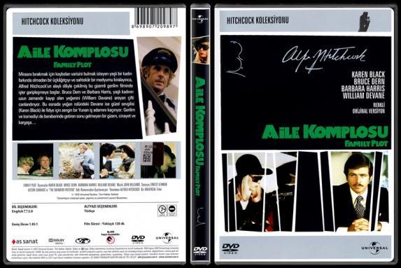 Family Plot (Aile Komplosu) - Scan Dvd Cover - Türkçe [1976]-family-plot-aile-komplosu-scan-dvd-cover-turkce-1976jpg