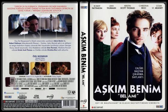 Bel Ami (Aşkım Benim) - Scan Dvd Cover - Türkçe [2012]-bel-ami-askim-benim-scan-dvd-cover-turkce-2012jpg