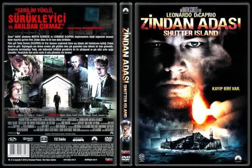 Shutter Island (Zindan Adası) - Scan Dvd Cover - Türkçe [2010]-shutter_islandjpg