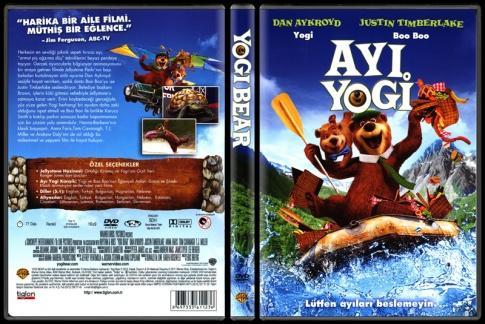 Yogi Bear (Ayı Yogi) - Scan Dvd Cover - Türkçe [2010]-yogi-bear-ayi-yogi-picjpg