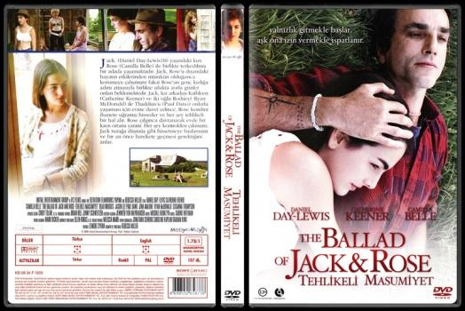 The Ballad of Jack and Rose (Tehlikeli Masumiyet) - Scan Dvd Cover - Türkçe [2005]-ballad-jack-rose-tehlikeli-masumiyet-picjpg