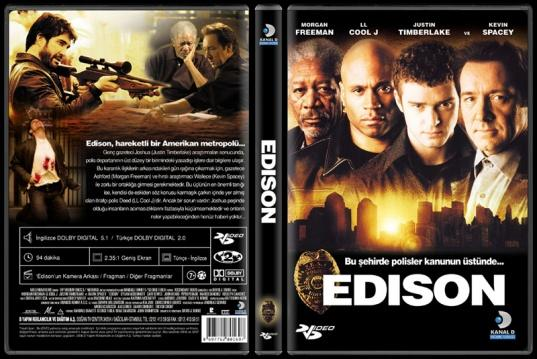 Edison Force (Edison) - Scan Dvd Cover - Türkçe [2005]-edison-force-edison-picjpg