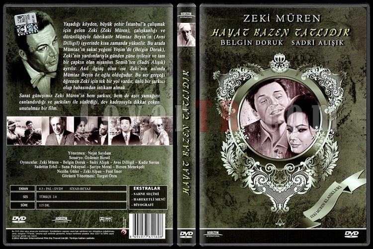 Hayat Bazen Tatlıdır  - Scan Dvd Cover - Türkçe [1962]-hayat-bazen-tatlidir-scan-dvd-cover-turkce-1962jpg