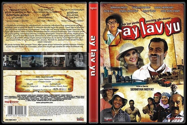 Ay Lav Yu - Scan Dvd Cover - Tükçe [2010]-ay-lav-yu-picjpg