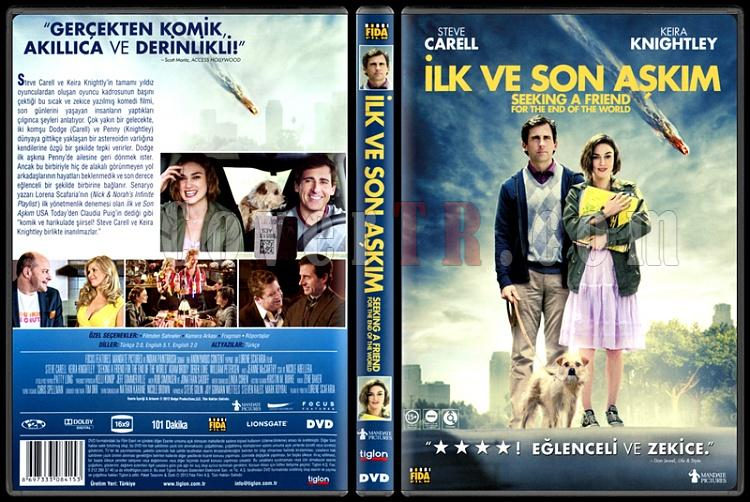 Seeking A Friend For The End Of The World (İlk ve Son Aşkım) - Scan Dvd Cover - Türkçe [2012]-seeking-friend-end-world-ilk-ve-son-askim-scan-dvd-cover-turkce-2012jpg