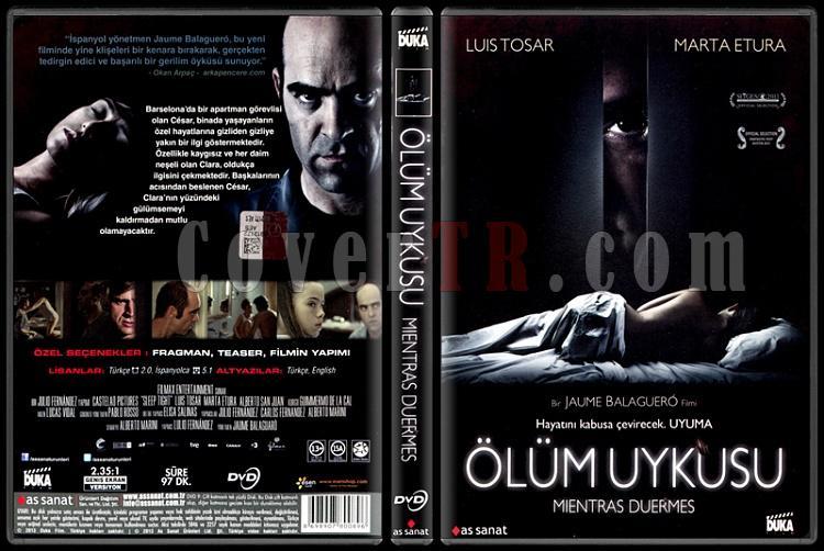 Sleep Tight (Ölüm Uykusu) - Scan Dvd Cover - Türkçe [2011]-sleep-tight-olum-uykusu-scan-dvd-cover-turkce-2011jpg