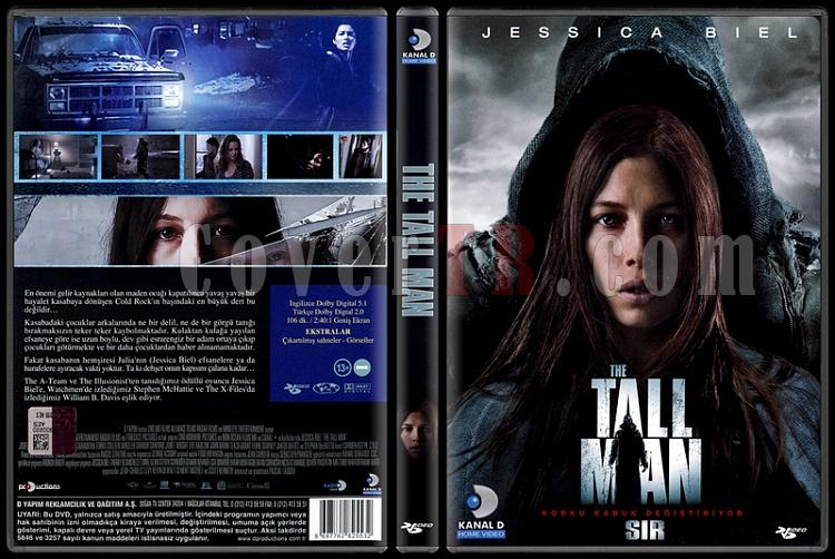 The Tall Man (The Tall Man) - Scan Dvd Cover - Türkçe [2012]-tall-man-tall-man-scan-dvd-cover-turkce-2012jpg