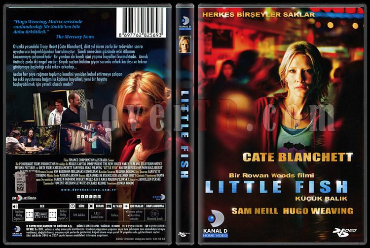 Little Fish (Küçük Balık) - Scan Dvd Cover - Türkçe [2005]-little-fish-kucuk-balik-scan-dvd-cover-turkce-2005jpg