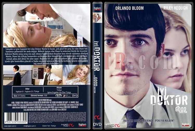 The Good Doctor (İyi Doktor) - Scan Dvd Cover - Türkçe [2011]-good-doctor-iyi-doktor-scan-dvd-cover-turkce-2011jpg
