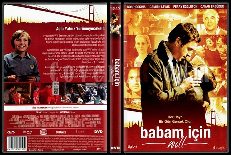 Will (Babam İçin) - Scan Dvd Cover - Türkçe [2011]-will-babam-icin-scan-dvd-cover-turkce-2011jpg