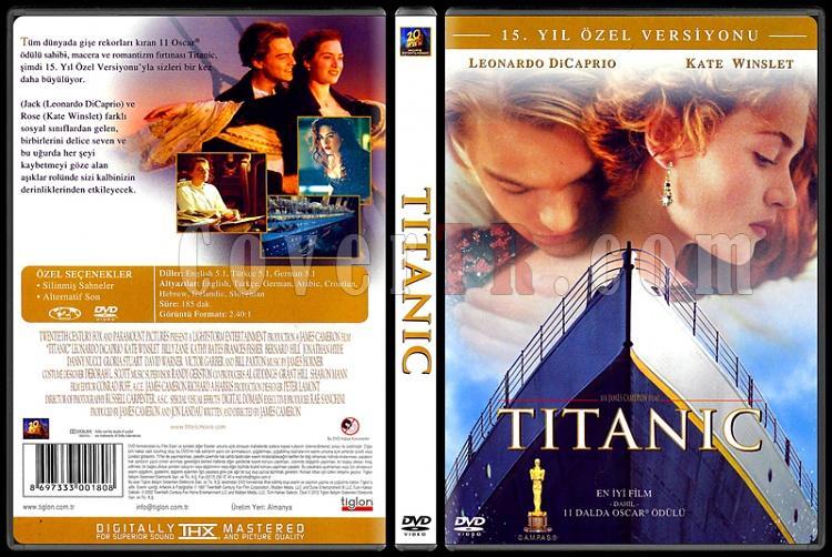Titanic (Titanik) - Scan Dvd Cover - Türkçe [1997]-titanic-titanik-scan-dvd-cover-turkce-1997jpg