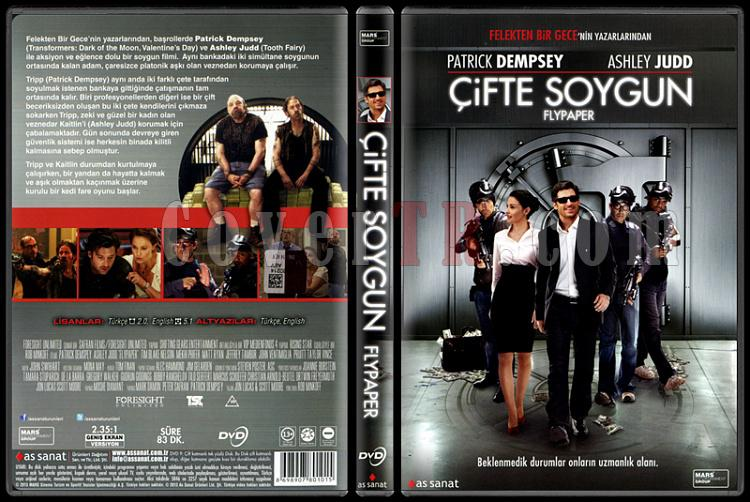 Flypaper (Çifte Soygun) - Scan Dvd Cover - Türkçe [2011]-flypaper-cifte-soygun-scan-dvd-cover-turkce-2011jpg