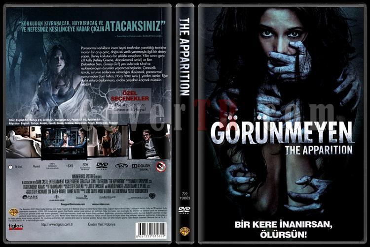 The Apparition (Görünmeyen) - Scan Dvd Cover - Türkçe [2012]-apparition-gorunmeyen-scan-dvd-cover-turkce-2012jpg