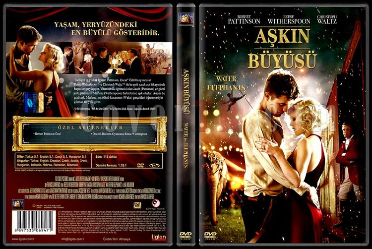 Water for Elephants (Aşkın Büyüsü) - Scan Dvd Cover - Türkçe [2011]-water-elephant-askin-buyusu-scan-dvd-cover-turkce-2011jpg