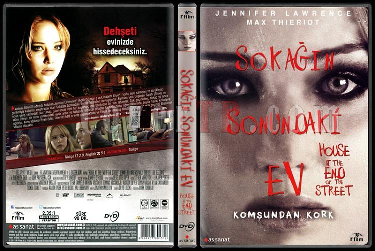 House At The End Of The Street (Sokağın Sonundaki Ev) - Scan Dvd Cover - Türkçe [2012]-house-end-street-sokagin-sonundaki-ev-scan-dvd-cover-turkce-2012jpg