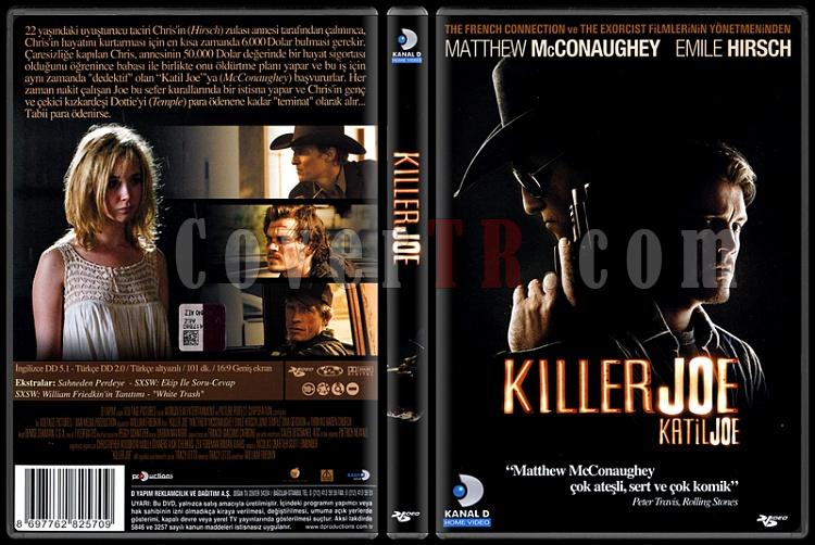 Killer Joe (Katil Joe) - Scan Dvd Cover - Türkçe [2011]-killer-joe-katil-joe-scan-dvd-cover-turkce-2011jpg