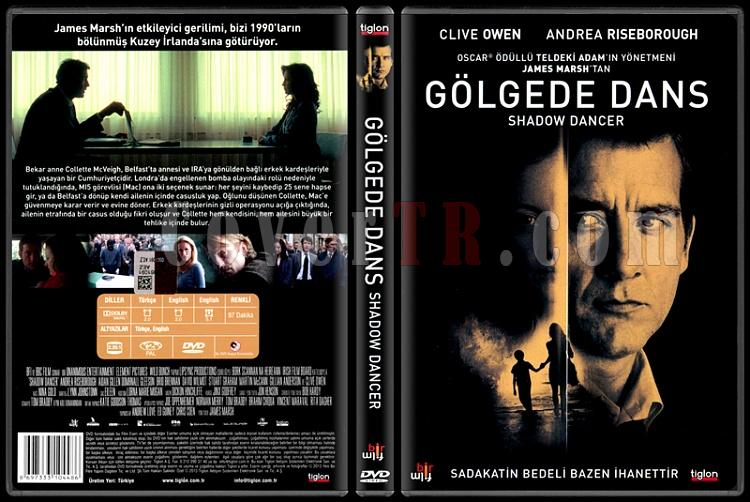 Shadow Dancer (Gölgede Dans) - Scan Dvd Cover - Türkçe [2012]-shadow-dancer-golgede-dans-scan-dvd-cover-turkce-2012jpg