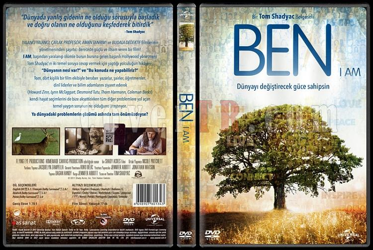 I Am (Ben) - Scan Dvd Cover - Türkçe [2010]-i-am-ben-scan-dvd-cover-turkce-2010jpg