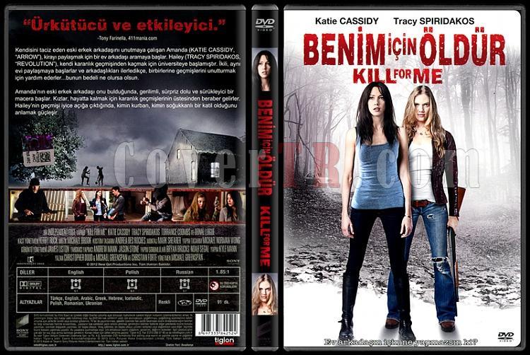Kill For Me (Benim İçin Öldür) - Scan Dvd Cover - Türkçe [2013]-kill-me-benim-icin-oldur-scan-dvd-cover-turkce-2013jpg