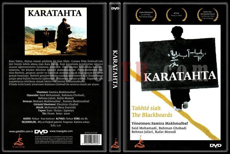 The Blackboards (Karatahta) - Scan Dvd Cover - Türkçe [2000]-blackboards-karatahta-scan-dvd-coverjpg