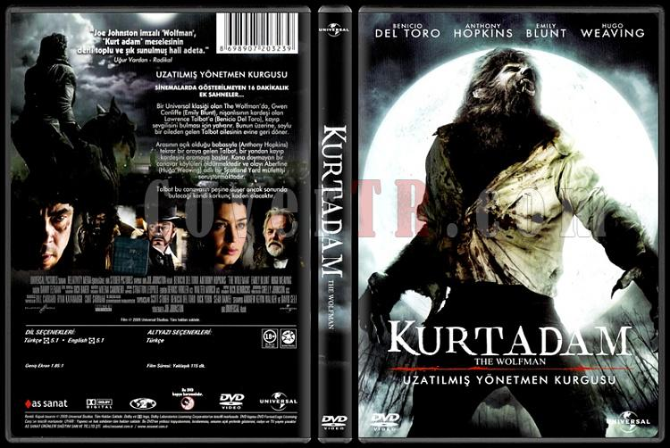 The Wolfman (Kurtadam) - Scan Dvd Cover - Türkçe [2010]-wolfman-kurtadam-scan-dvd-cover-turkce-2010jpg