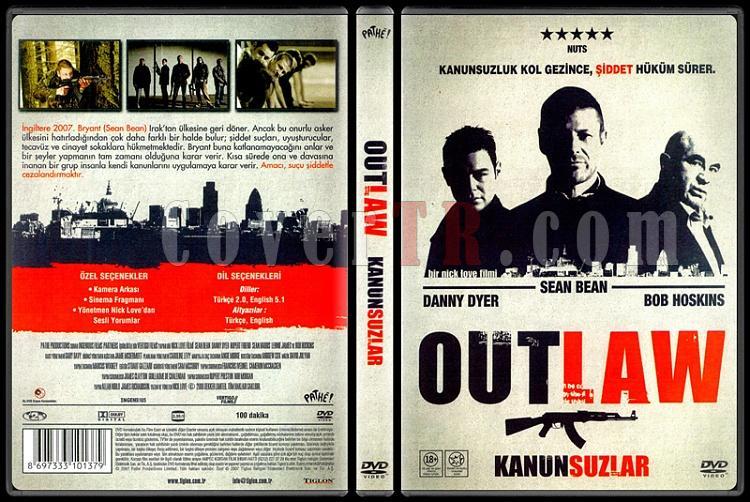 Outlaw (Kanunsuzlar) - Scan Dvd Cover - Türkçe [2007]-outlaw-kanunsuzlarjpg