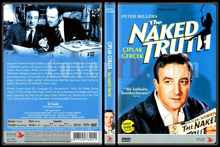 The Naked Truth (Çıplak Gerçek) - Scan Dvd Cover - Türkçe [1957]-naked-truth-ciplak-gercek-scan-dvd-cover-turkce-1957jpg