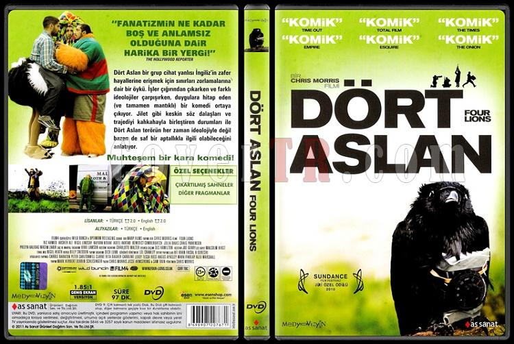 -four-lions-dort-aslan-scan-dvd-cover-turkce-2010jpg