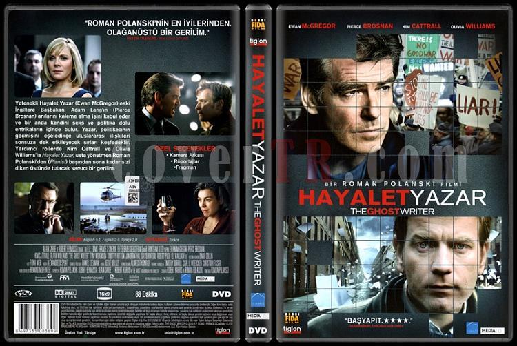 The Ghost Writer (Hayalet Yazar) - Scan Dvd Cover - Türkçe [2010]-ghost-writer-hayalet-yazar-scan-dvd-cover-turkce-2010jpg