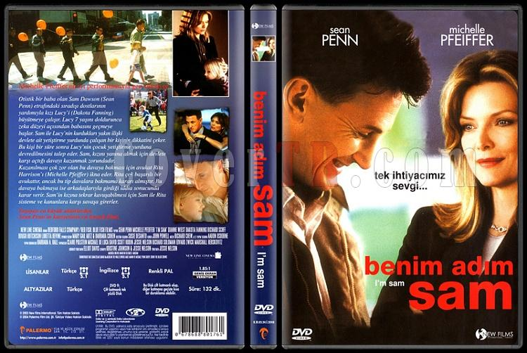I Am Sam (Benim Adım Sam) - Scan Dvd Cover - Türkçe [2001]-i-am-sam-benim-adim-sam-scan-dvd-cover-turkce-2001jpg