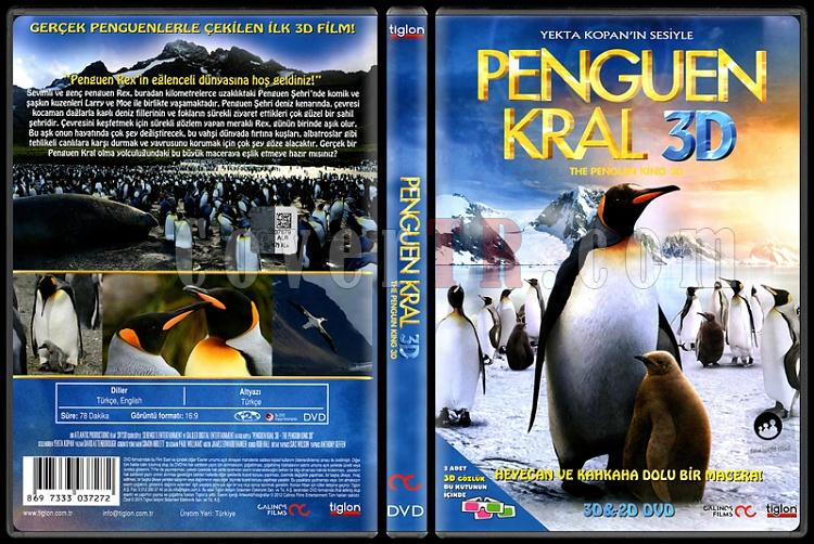 The Penguin King (Penguen Kral) - Scan Dvd Cover - Türkçe [2012]-penguin-king-penguen-kral-scan-dvd-cover-turkce-2012-prejpg