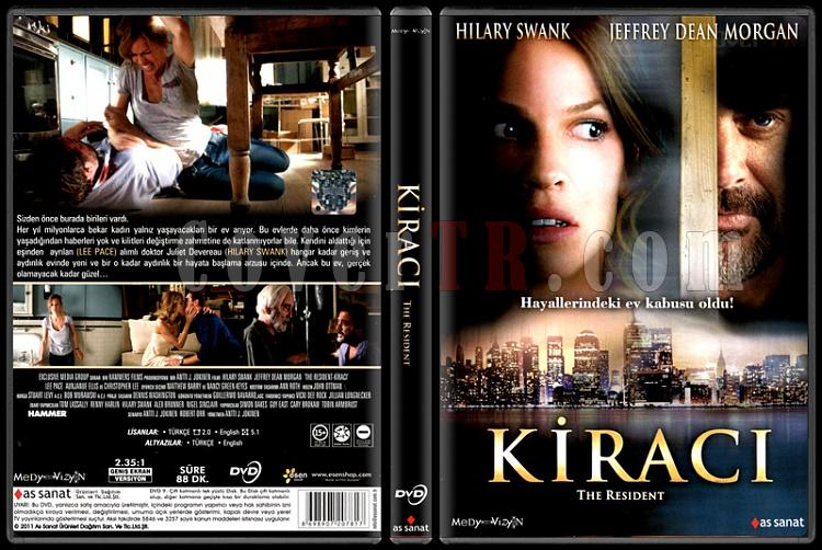 The Resident (Kiracı) - Scan Dvd Cover - Türkçe [2011]-resident-kiraci-scan-dvd-cover-turkce-2011-prejpg