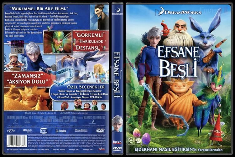 Rise of the Guardians (Efsane Beşli) - Scan Dvd Cover - Türkçe [2012]-rise-guardians-efsane-besli-scan-dvd-cover-turkce-2012jpg