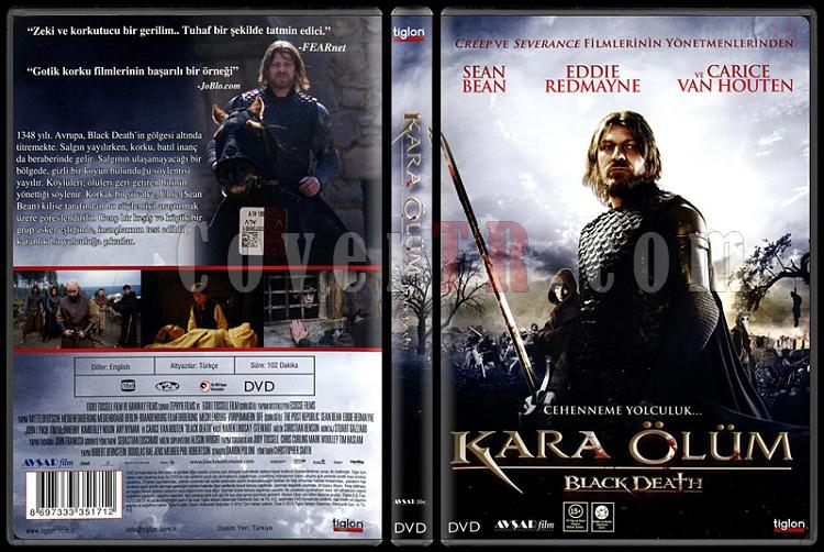 Black Death (Kara Ölüm) - Scan Dvd Cover - Türkçe [2010]-black-death-kara-olum-scan-dvd-cover-turkce-2010jpg