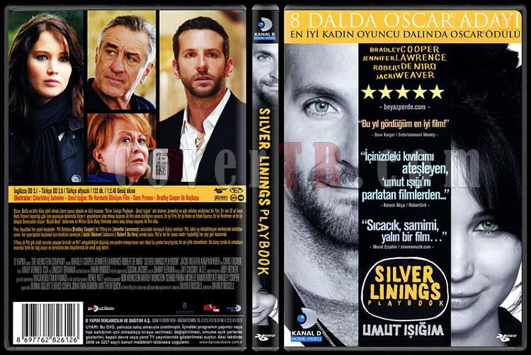 Silver Linings Playbook (Umut Işığım) - Scan Dvd Cover - Türkçe [2012]-silver-linings-playbook-umut-isigim-scan-dvd-cover-turkce-2012jpg