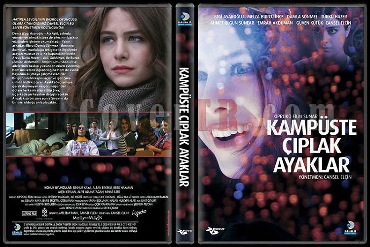 Kampüste Çıplak Ayaklar - Scan Dvd Cover - Türkçe [2009]-kampuste-ciplak-ayaklarjpg