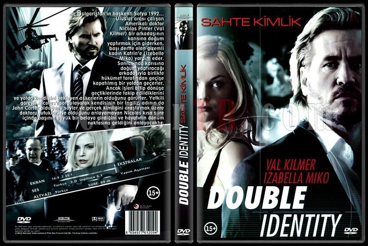 Double Identity (Sahte Kimlik) - Scan Dvd Cover - Türkçe [2009]-double-identity-sahte-kimlik-scan-dvd-cover-turkce-2009jpg