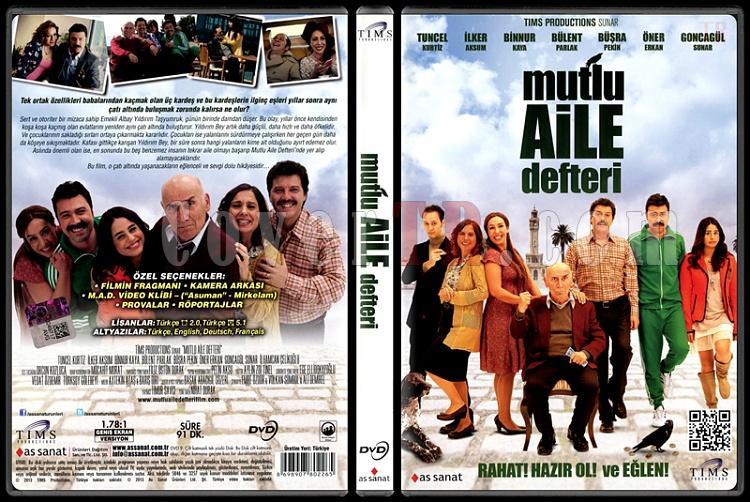 Mutlu Aile Defteri - Scan Dvd Cover - Türkçe [2012]-mutlu-aile-defteri-scan-dvd-cover-turkce-2012jpg