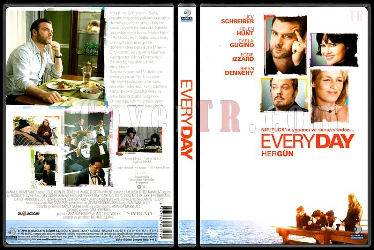 Every Day (Her Gün) - Scan Dvd Cover - Türkçe [2010]-every-day-her-gun-scan-dvd-cover-turkce-2010-prejpg