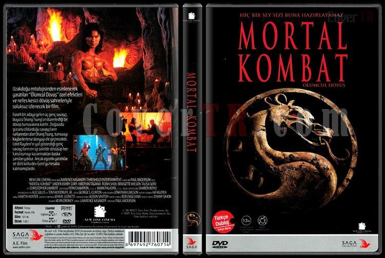 Mortal Kombat (Ölümcül dövüş) - Scan Dvd Cover - Türkçe [1995]-mortal-kombat-scan-dvd-cover-turkce-1995jpg