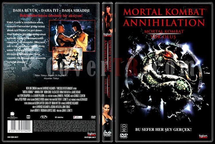 Mortal Kombat: Annihilation (Mortal Kombat: Yok Oluş) - Scan Dvd Cover - Türkçe [1997]-mortal-kombat-annihilation-olumcul-dovus-2-scan-dvd-cover-turkce-1997jpg