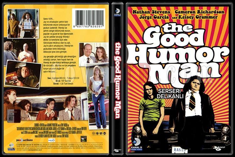 The Good Humor Man (Serseri Delikanlı) - Scan Dvd Cover - Türkçe [2004]-good-humor-man-serseri-delikanli-scan-dvd-cover-turkce-2004jpg