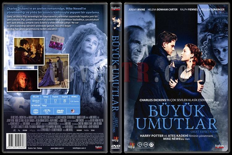 Great Expectations (Büyük Umutlar) - Scan Dvd Cover - Türkçe [2012]-great-expectations-buyuk-umutlar-scan-dvd-cover-turkce-2012jpg