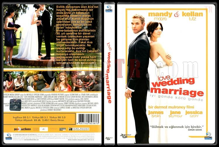Love Wedding Marriage (İyi Günde Kötü Günde) - Scan Dvd Cover - Türkçe [2011]-love-wedding-marriage-iyi-gunde-kotu-gunde-scan-dvd-cover-turkce-2011-prejpg