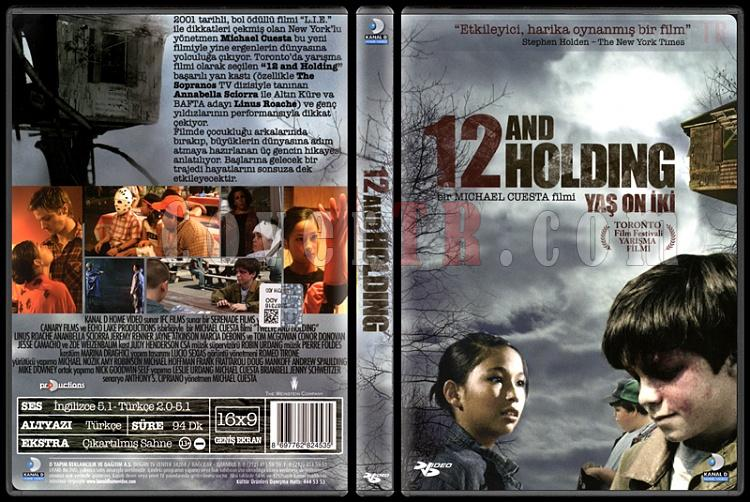 Twelve and Holding /12 and Holding (Yaş On İki) - Scan Dvd Cover - Türkçe [2005]-twelve-holding-12-holding-yas-iki-scan-dvd-cover-turkce-2005-prejpg