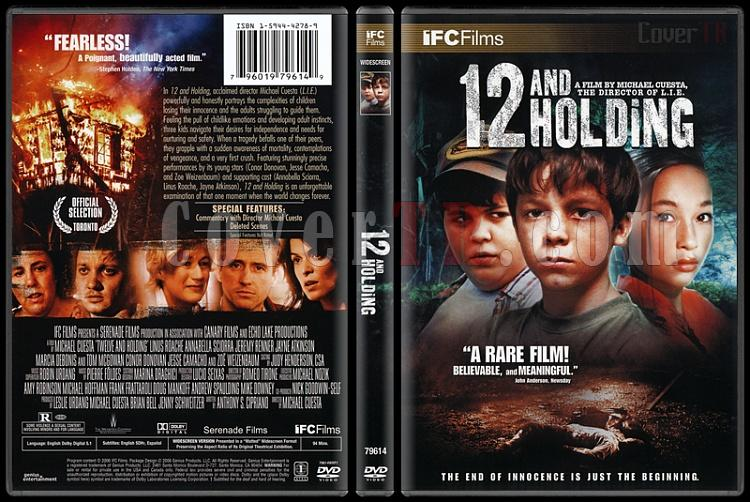 Twelve and Holding /12 and Holding (Yaş On İki) - Scan Dvd Cover - English [2005]-twelve-holding-12-holding-yas-iki-scan-dvd-cover-english-2005-prejpg