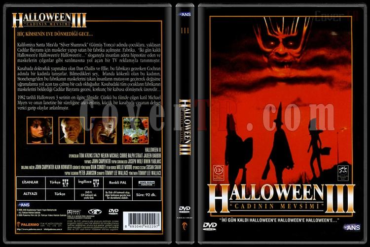 Halloween III: Season of the Witch (Halloween 3: Cadının Mevsimi) - Scan Dvd Cover - Türkçe [1982]-halloween-iii-season-witch-halloween-3-cadinin-mevsimijpg