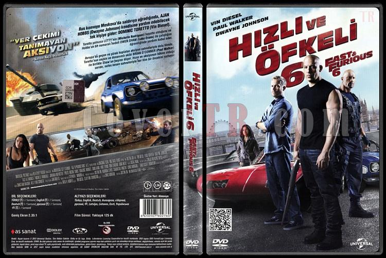 Fast and Furious 6 (Hızlı ve Öfkeli 6) - Scan Dvd Cover - Türkçe [2013]-fast-furious-6-hizli-ve-ofkeli-6-scan-dvd-cover-turkce-2013jpg